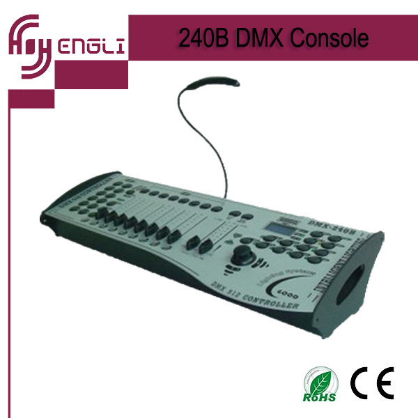 DMX Signal LED Stage Lighting Controller (HL-240A)