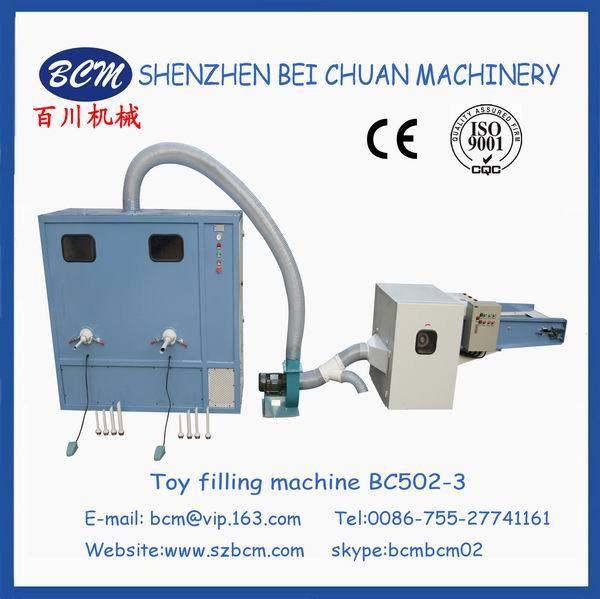 Toy Stuffing &Pillow Filling Machine (BC502-3)
