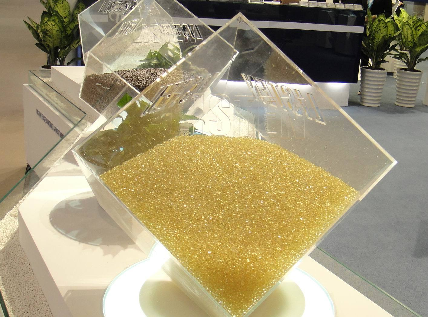 EVA Hot-Melt Adhesive with Low Viscosity, Super Low Temperature