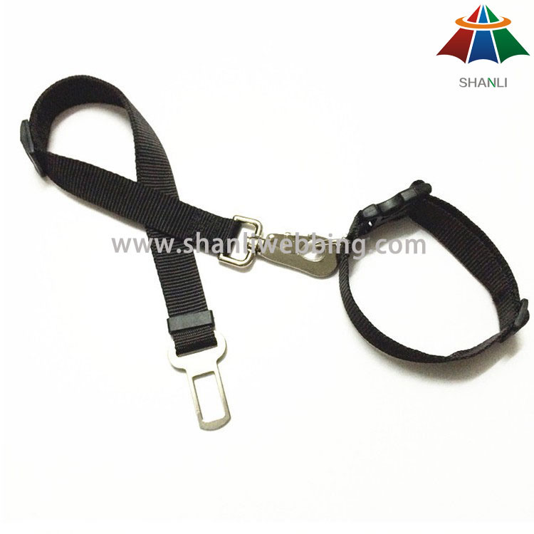 Wholesale Adjustable Dog Puppy Cat Pet Safety Seat Belts
