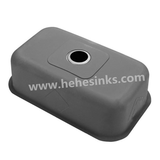 18 Gauge Single Bowl Kitchen Sink with Cupc Certification, Bar Sink (8047)