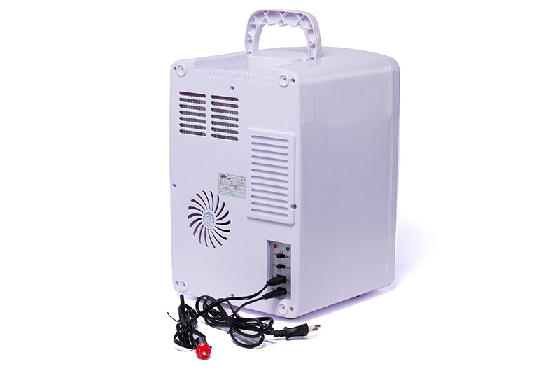 Fashionable Thermoelectric Cooler DC12V, AC100-240V with Cooling and Warming for Car, Office or Home Application