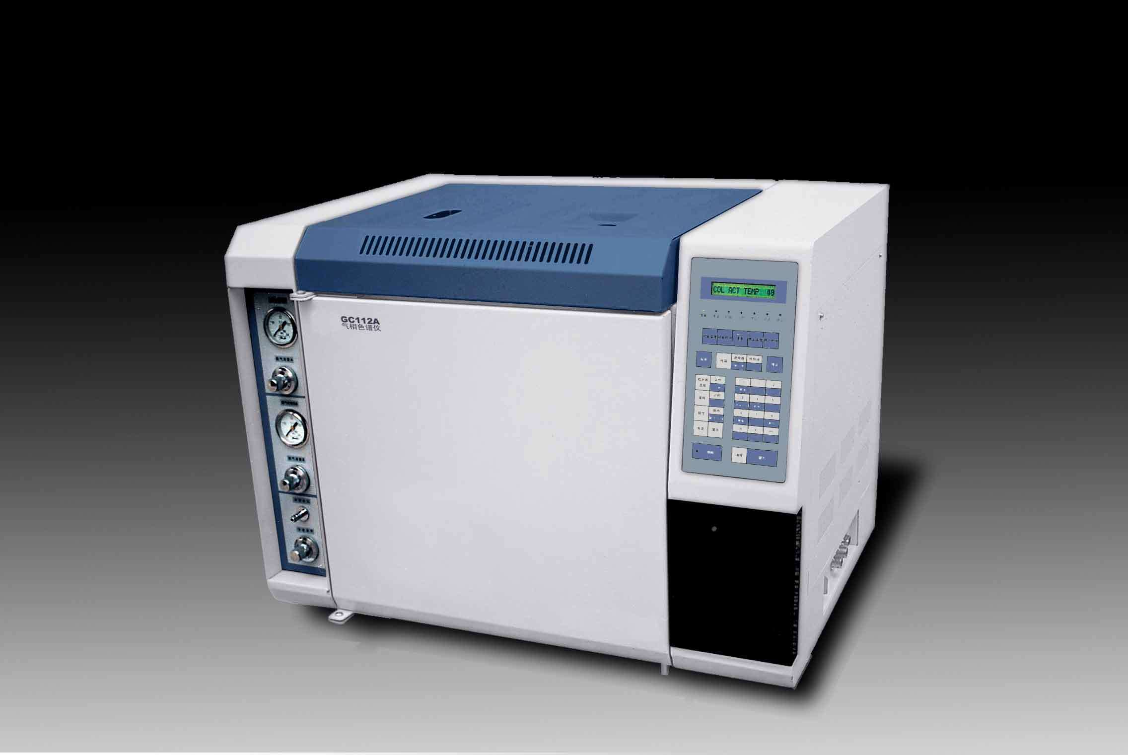 Gas-Chromatograph for Analysis Instrument