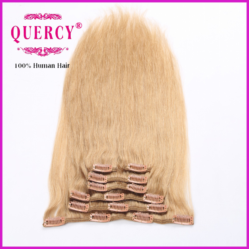 2016 Cheap Price Wholesale Clip in Hair Extension