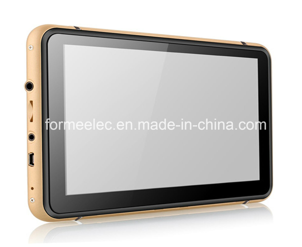 7inch Car Navigation GPS Navigator for Vehicle 128MB 4GB