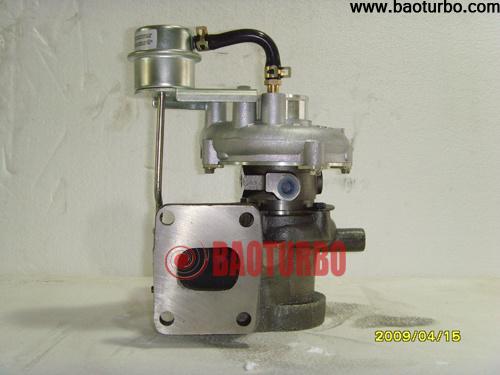 Gt1749e/708337-0002 Turbocharger for Hyundai