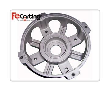 Investment Casting Aluminum Metal Parts