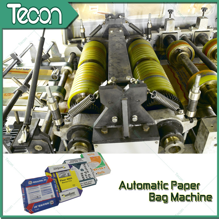 High-Speed Producing Paper Bags Machinery