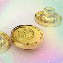 Fashion Metal Button for Garments