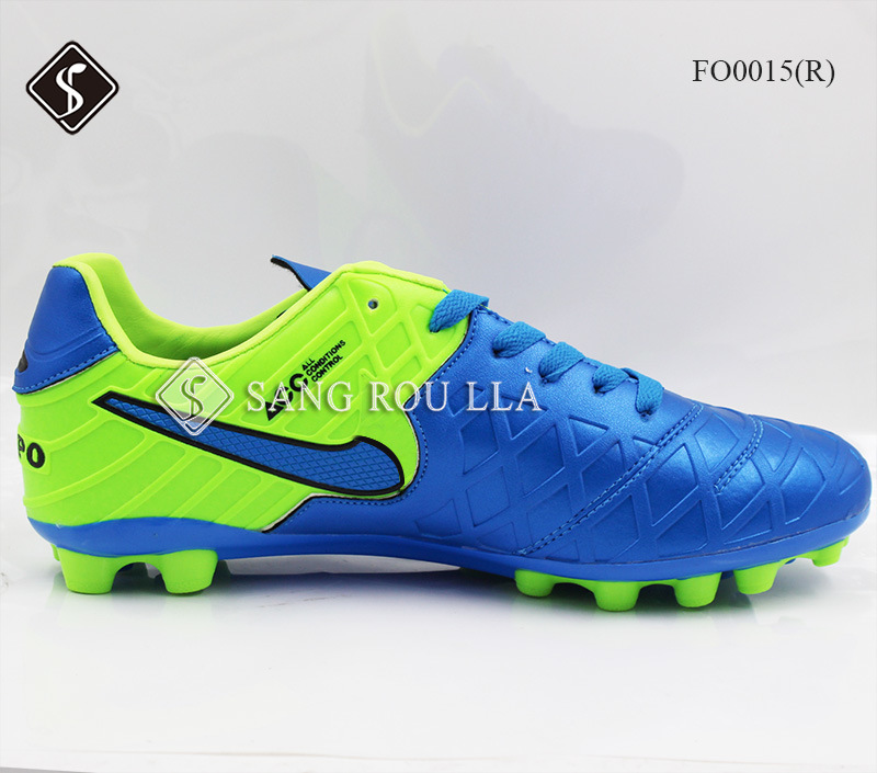 Athletic Man Soccer Shoes Sports Shoes