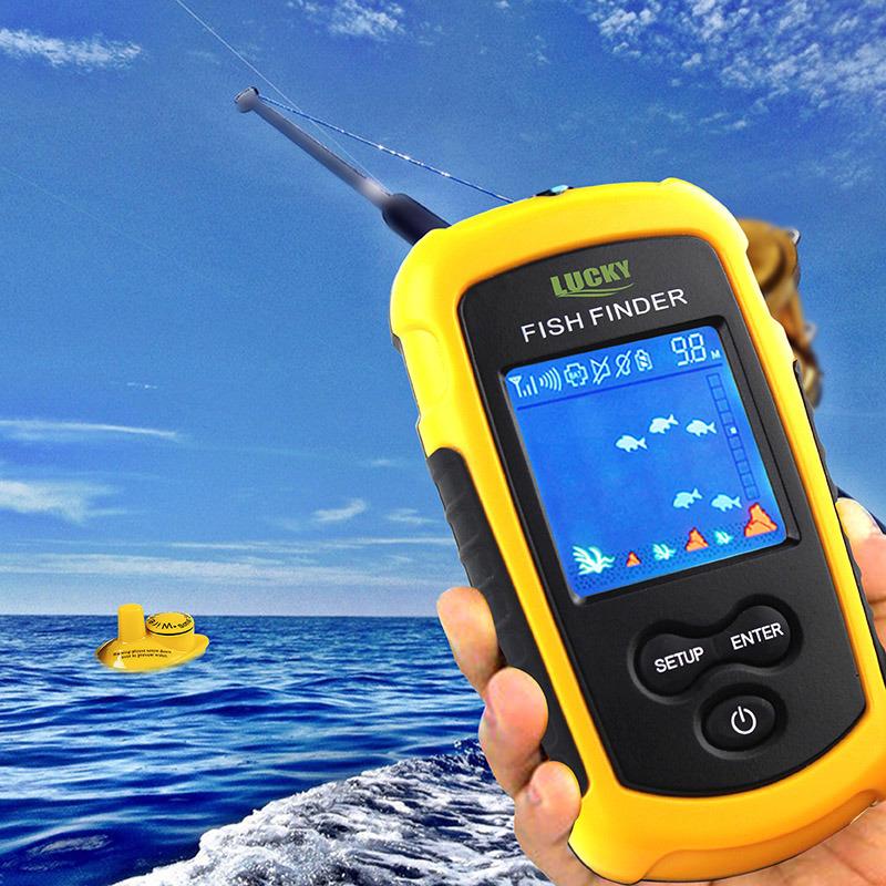 Wireless Fish Finder Portable Fishfinder