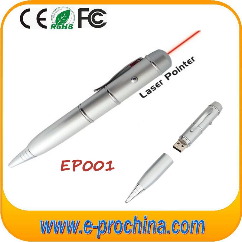 Laser Logo USB Flash Drive Pen Driver Flash Memory for Promotion