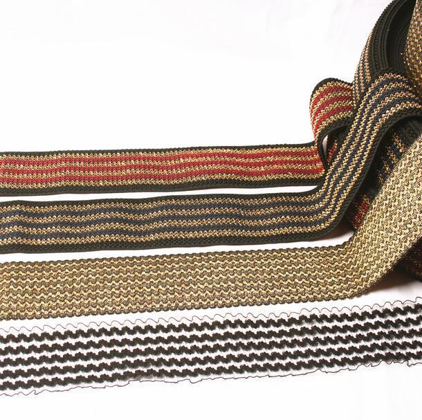 Woven Webbing/Elastic Webbing/Knitting Webbing/Mesh Webbing