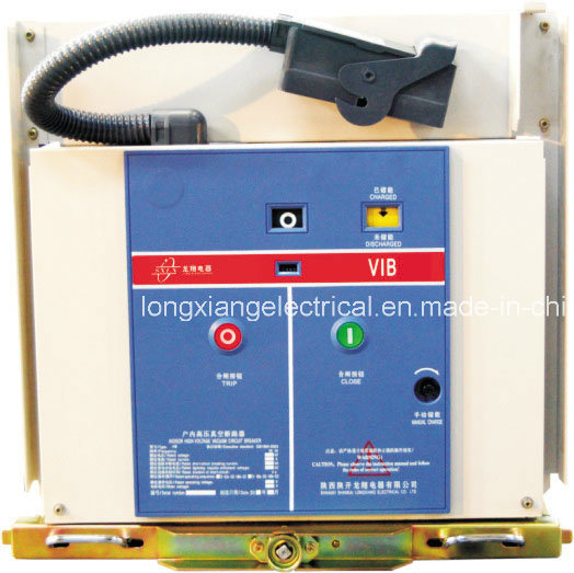 Vib Series Indoor High Voltage Vacuum Circuit Breaker with Embedded Poles