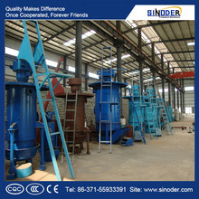 Energy-Saving Coal Gasifier/ High Efficiency Small Coal Gasifier, Coal Gas Furnace/ 12 Months Guarantee Coal Gas