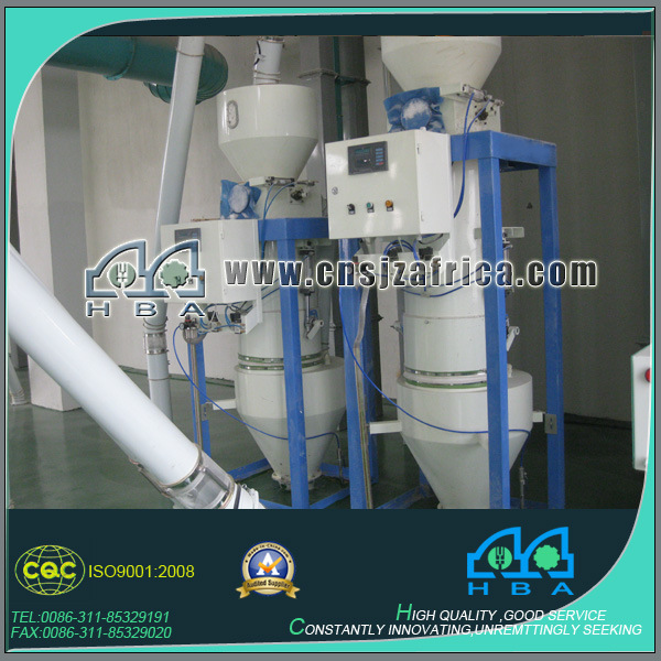 Plant for Corn Powder Processing