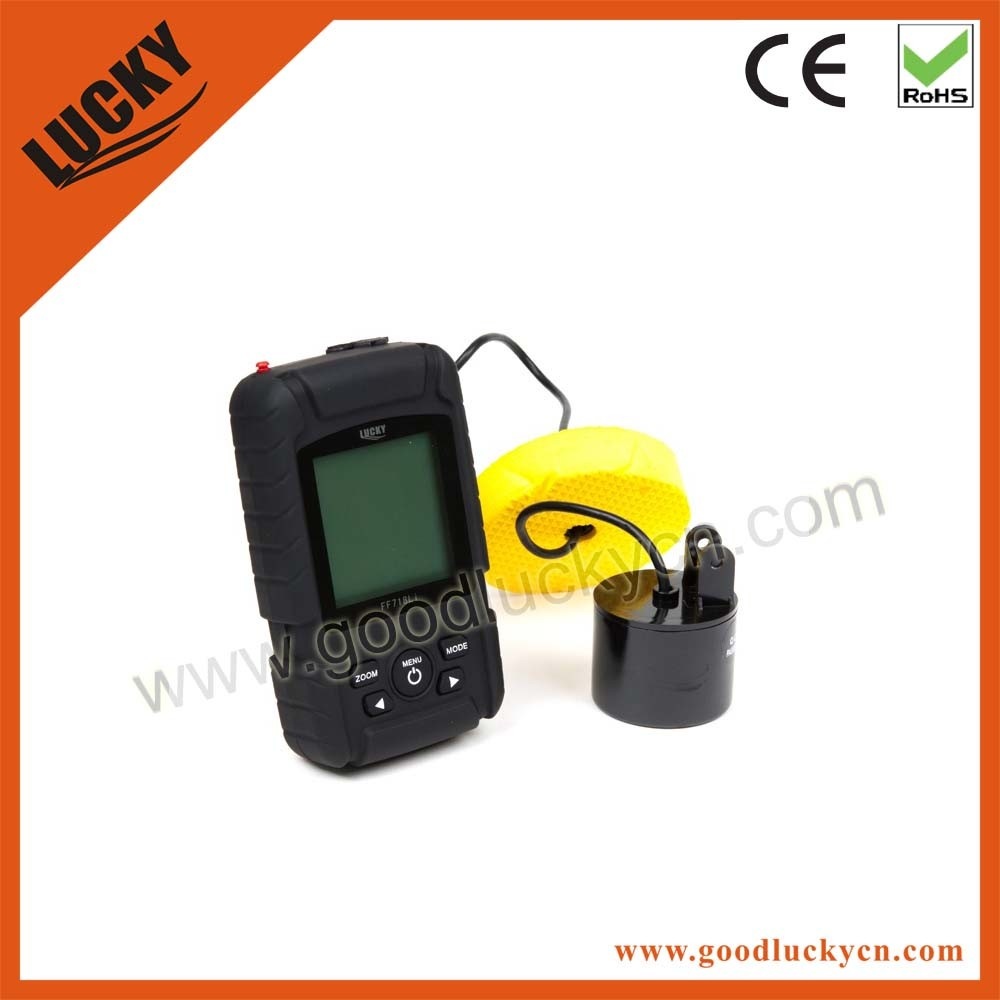 Cable Transducer Fish Finder (FF718Li-T)