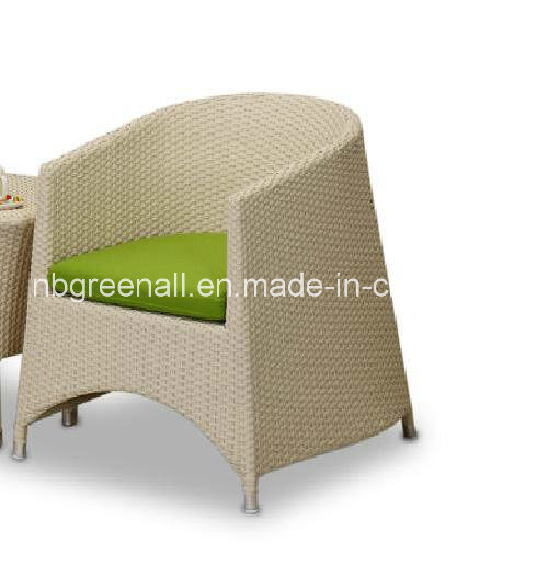 Comfortable Chat Outdoor Furniture Coffee Chair