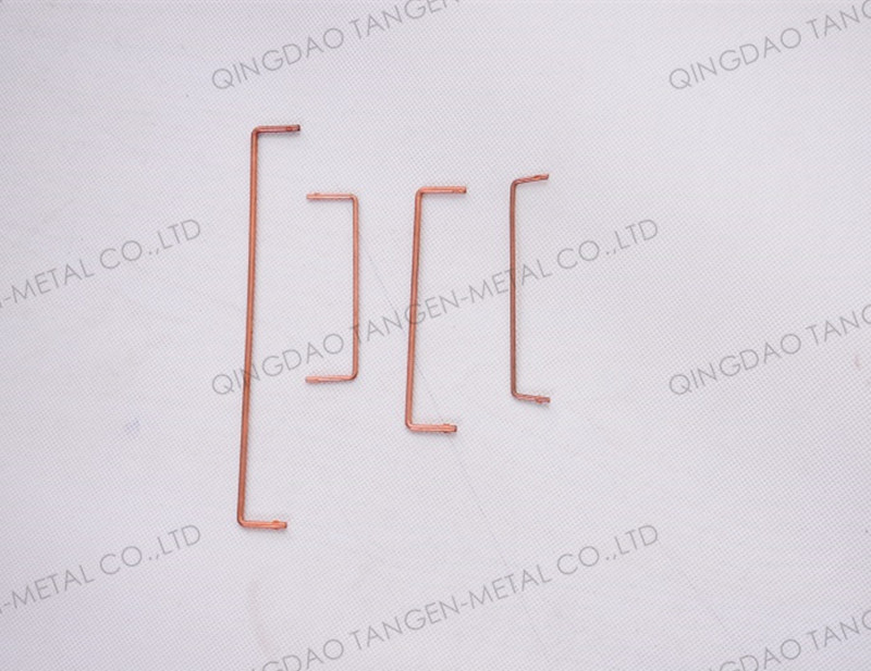 Iron Wire Forming Fabrication Part