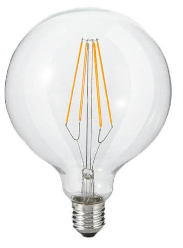 LED G95 Filament Light Bulb 6W 8W 10W 12W