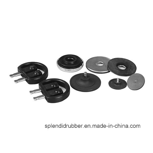 Rubber Part Bonded with Metal