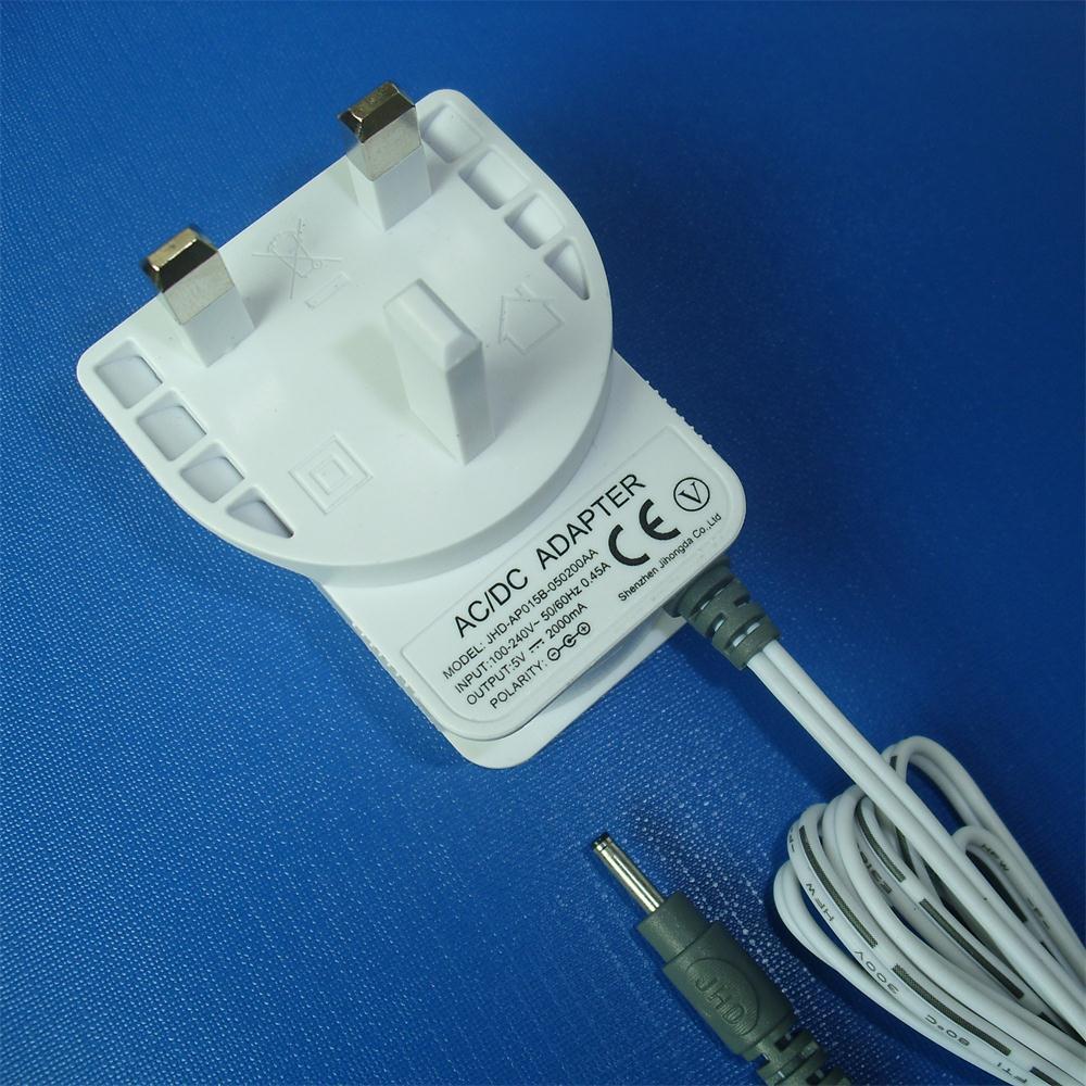 BS/UK Plug 3V 2100mA 7.5V1.4A Switching Power Adaptor