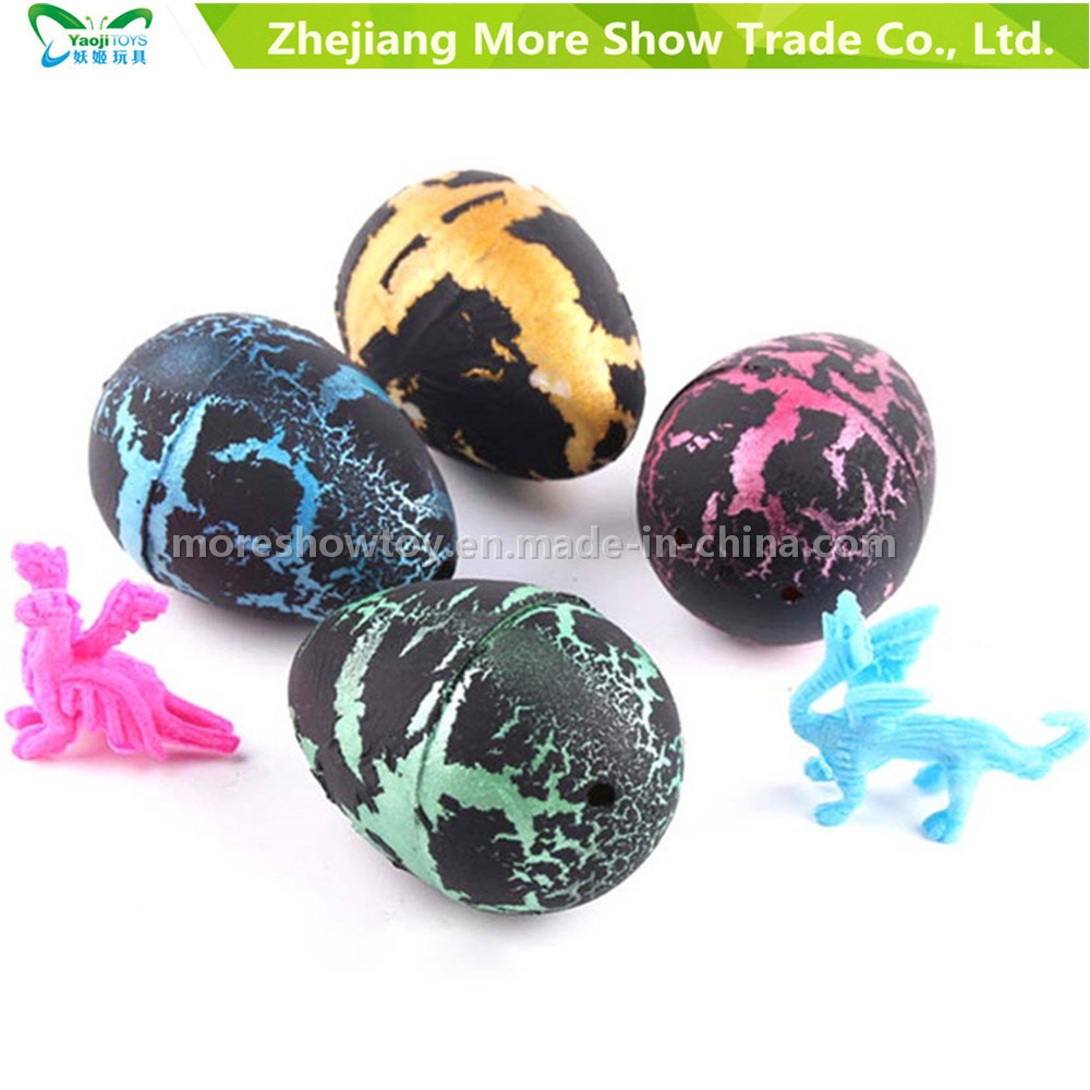 New Magic Growing Pet Dinasour Eggs Hatching Egg Toys 3*5cm