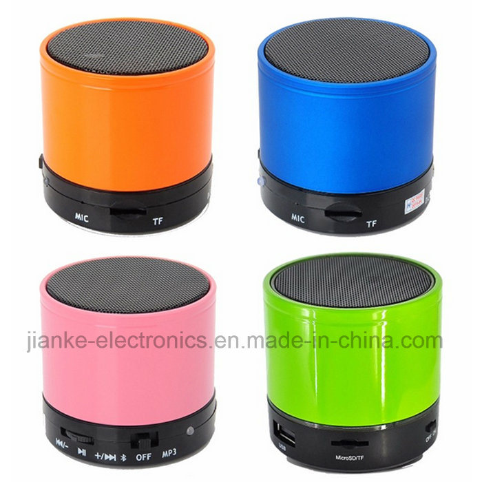 Hot Selling Mini Wireless Bluetooth Speaker (656)