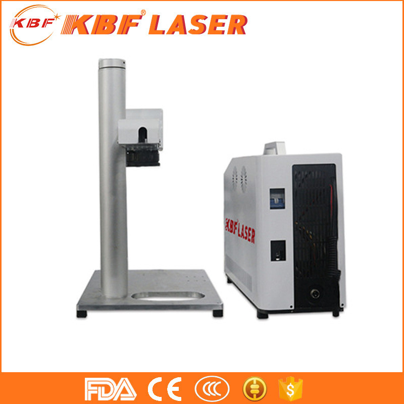 20W Mini Handle Portable Metal Fiber Laser Marking Machine