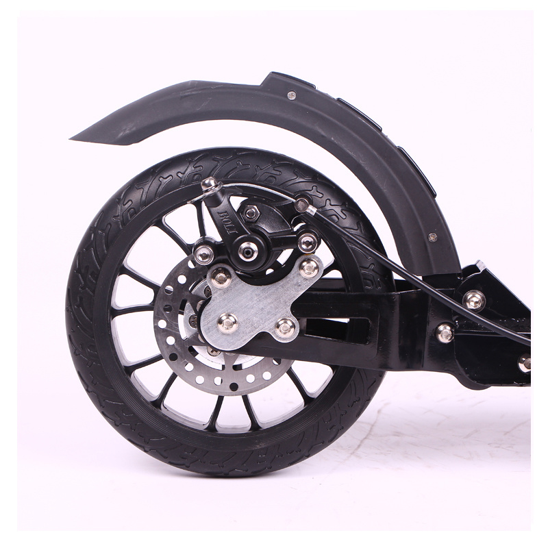 2 Wheel Stunt Child/Adults Kick Scooter with 200mm PU Wheel (SZKS007)