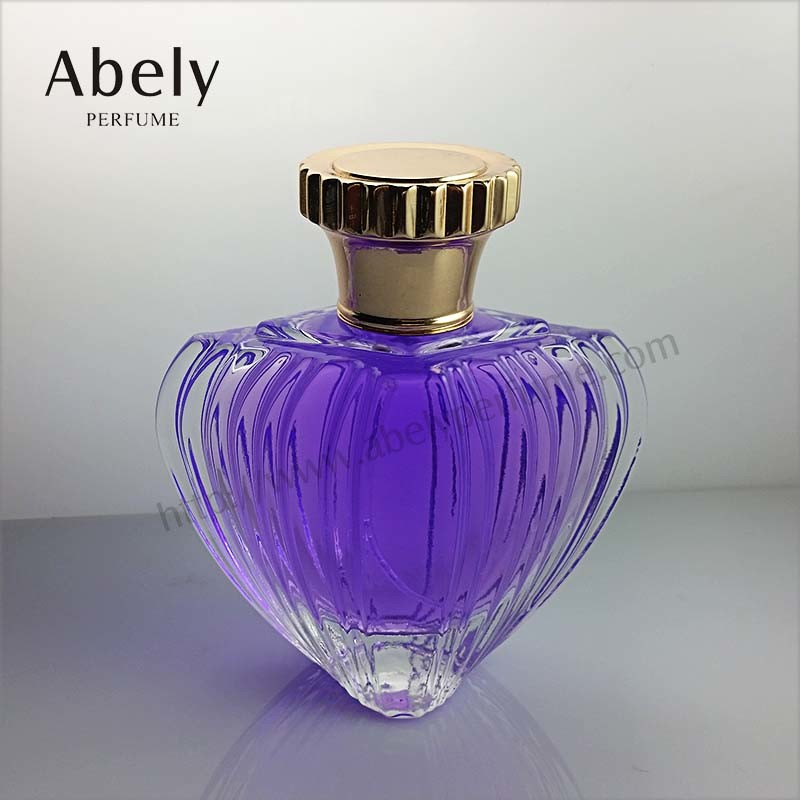 Elegant and Fashionable Glass Bottle for Perfume