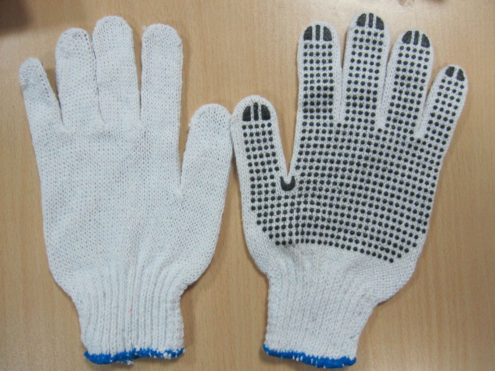 Cotton Glove Safety Glove Cheap Working Glove