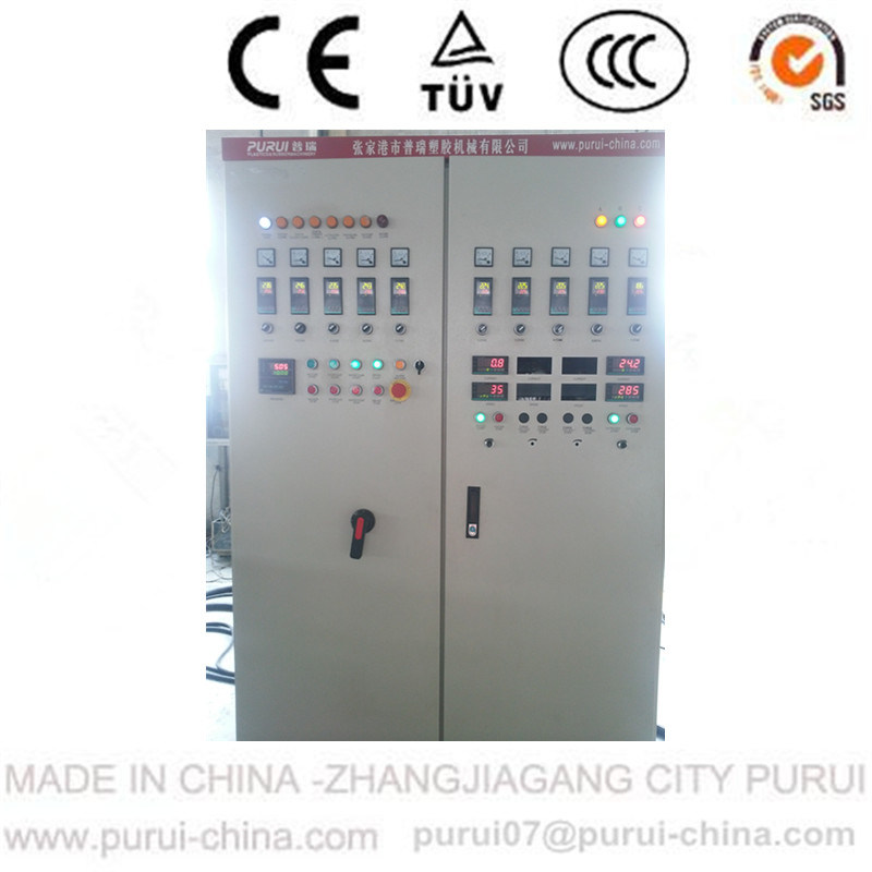 Color Master Batch Twin Screw Pelletizer Extruder for Lab. Using