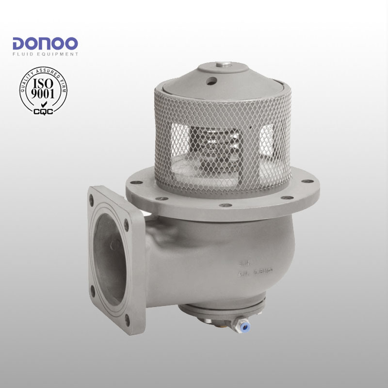 Road Fuel Tanker Aluminum Bottom Valve