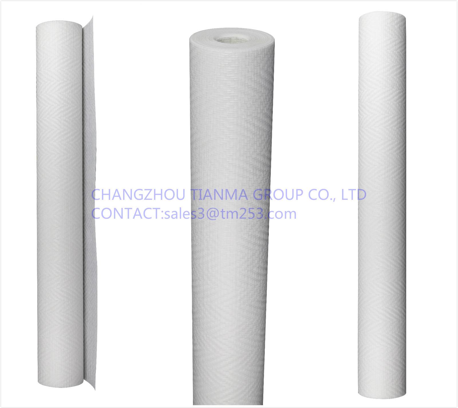 High Quality Fiberglass Wallcovering Paper H0104