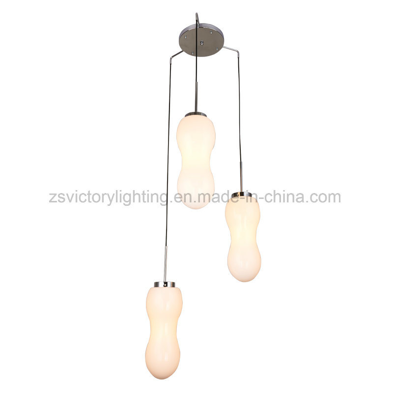 LED Chandelier Lamp, New Design Pendant Lights with E27 LED bulb