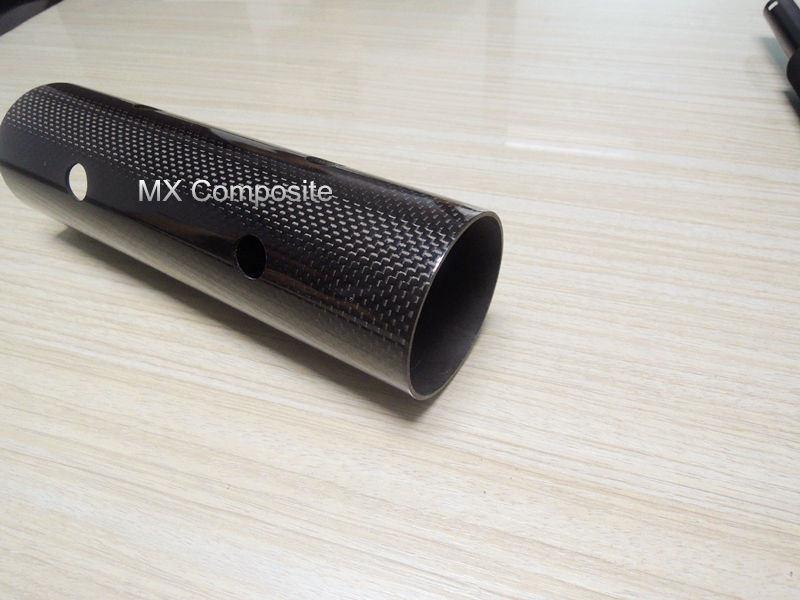 High Strength 3k Carbon Fiber Tube/Pipe
