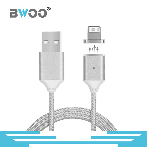 Best Selling 3 in 1 Magnetic USB Data Cable with Lighting, Micro, Type-C Pin