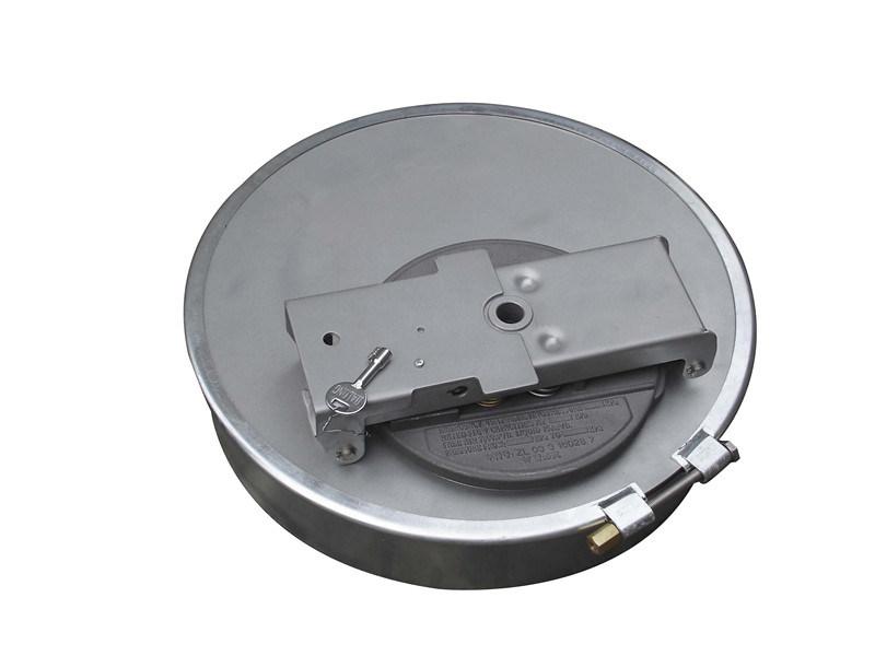 "16"" Road Fuel Tanker Manway Cover Hoop Type"