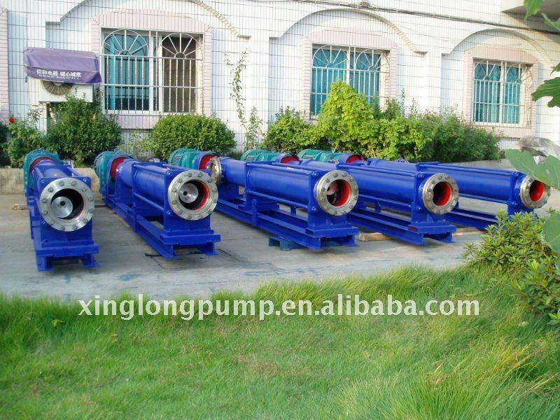 Plastic Single Screw Pump Made in China
