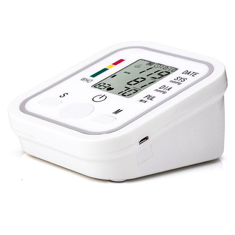 Digital Upper Arm Blood Pressure Monitor