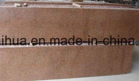 Chinese Granite Slab G562 Maple Red Granite