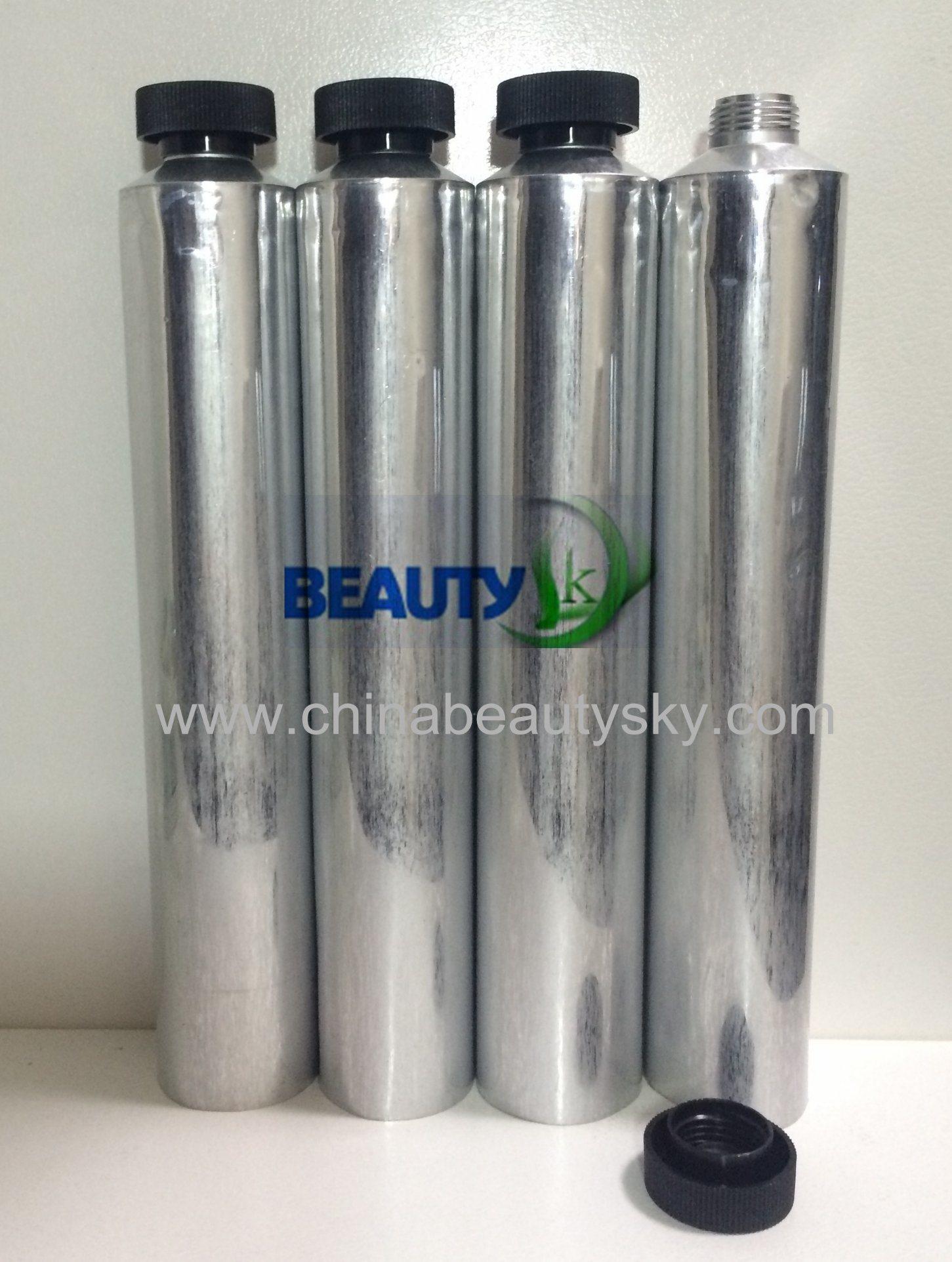 Emty Aluminum Packaging Tubes for Oil Cream Hair Color Cream Volume 200ml