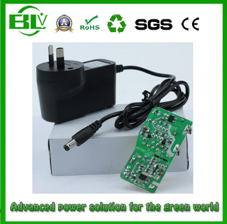 Battery Charger for 3s 1A Li-ion/Lithium/Li-Polymer Battery to Power Supply