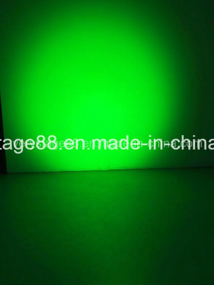 DMX512 18*15W RGBWA UV 6-in-1 LED Zoom PAR Light