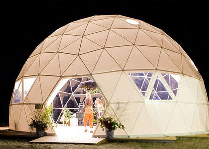 Customerized Geodesic Outdoor Trade Show Tent, Dome Tent, Dome Gazebo