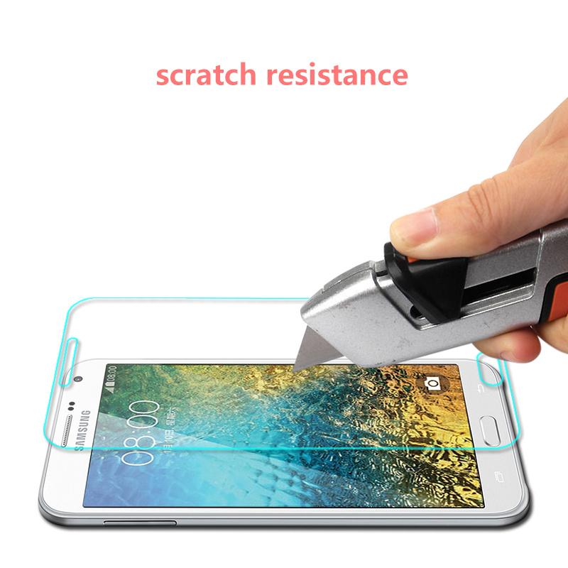 Japan Asahi Material Glass Screen Protector for Samsung E5