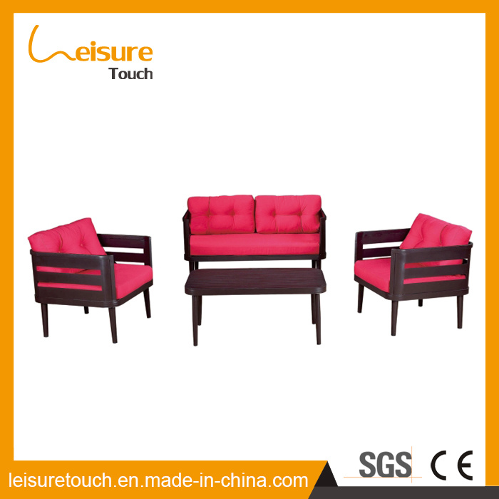 2017 Summer All Weather Fashion Top Quality Outdoor Garden Patio Upholstery Fabric Sofa Set Lounge Home Furniture