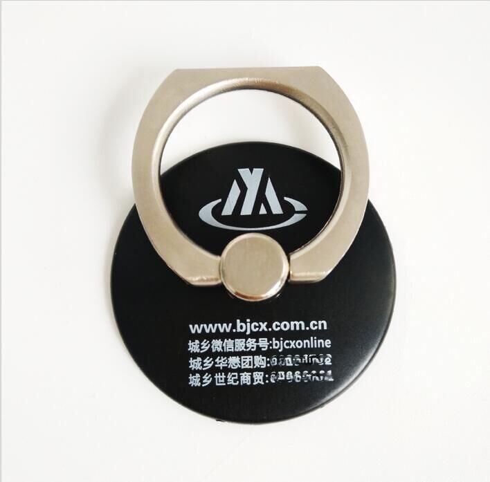 Wholesale Custom Mobile Phone Ring Holder for Promotion Gift