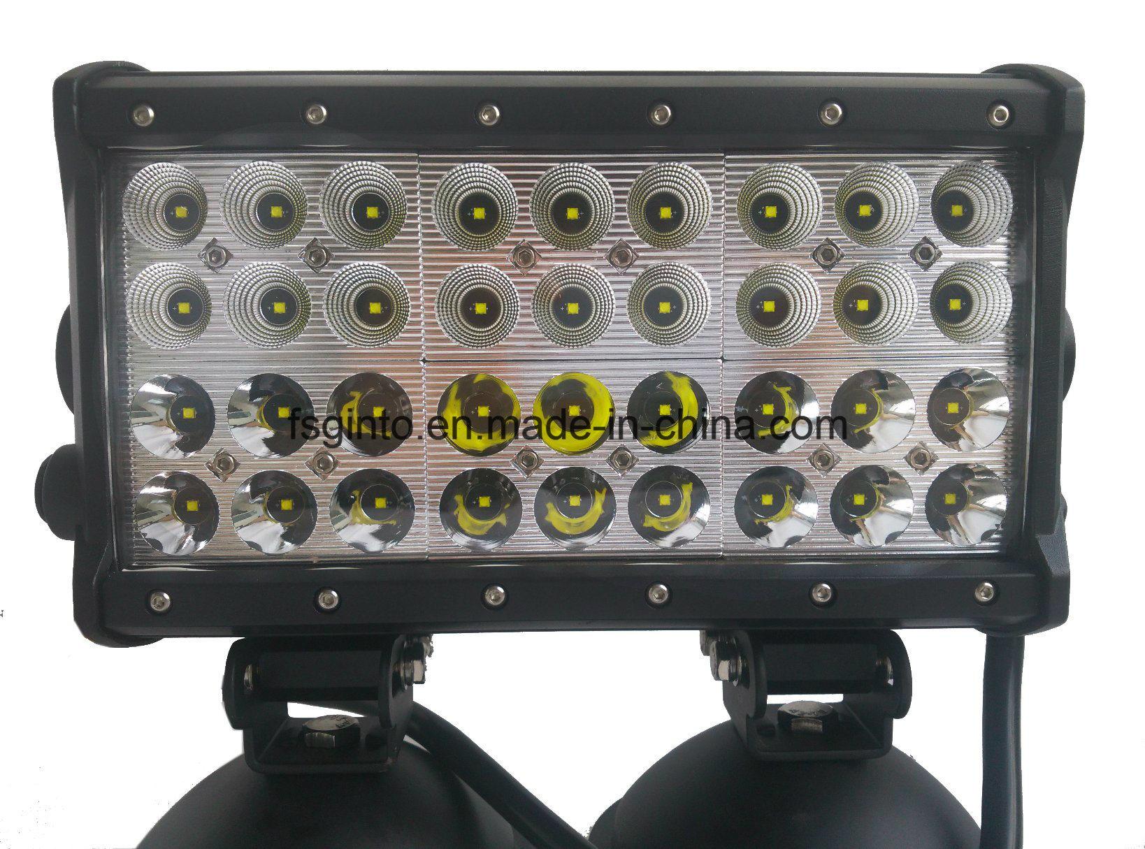 108W 10inch Offroad Quad Row CREE LED Work Light (GT3401-108W)